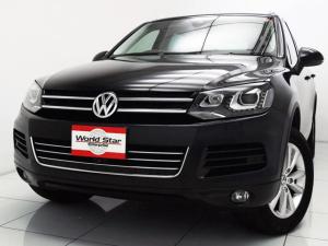 フォルクスワーゲン VW トゥアレグ V6 ブルーモーションテクノロジー アップグレードP SR付