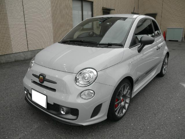 アバルト アバルト 595 中古 : autos.goo.ne.jp