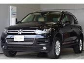 フォルクスワーゲン VW トゥアレグ V6 BMT ベージュレザー ETC 認定中古車