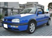 フォルクスワーゲン VW ゴルフカブリオレ カラーコンセプト タイミングベルト ウオーターポンプ交換済み