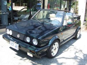 フォルクスワーゲン VW ゴルフカブリオレ クラシックライン 国内500台限定車 ベ-ジュ革 HDDナビ