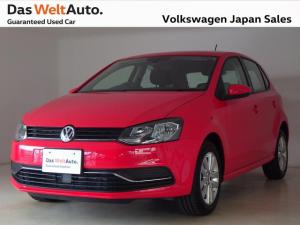フォルクスワーゲン VW ポロ プレミアムエディションナビパッケージ ETC 登録済未使用車