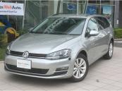 フォルクスワーゲン VW ゴルフヴァリアント TSIコンフォートライン ナビキセノン DWA認定中古車