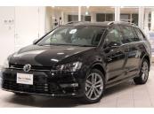 フォルクスワーゲン VW ゴルフヴァリアント Rラインブルーモーションテクノロジー 登録済み未使用車