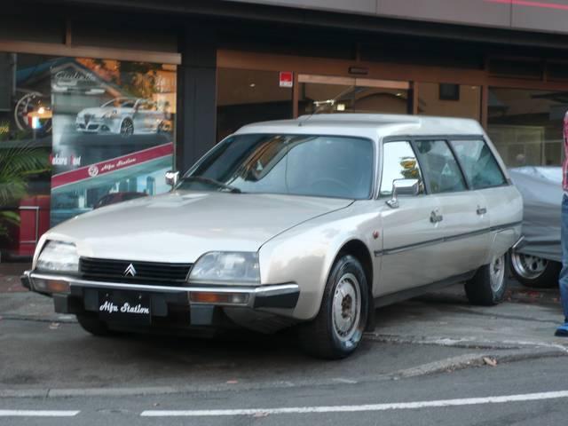 シトロエン シトロエン CX ブレーク