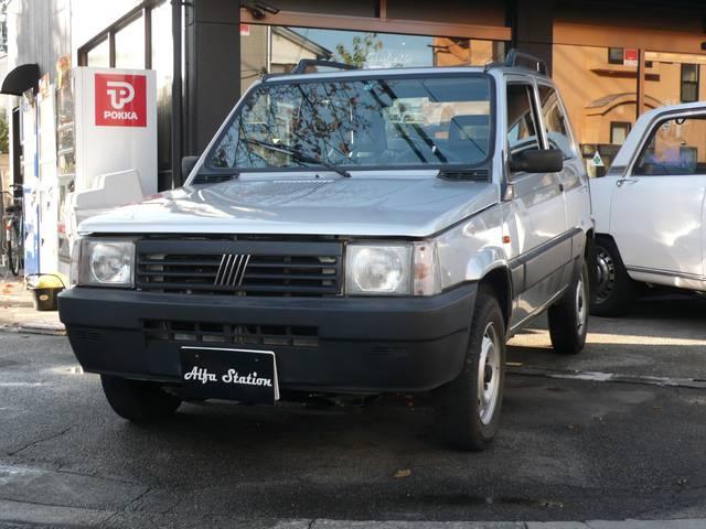 フィアット フィアット パンダ 4WD 4×4