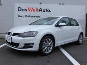 フォルクスワーゲン VW ゴルフ TSIハイラインブルーモーションテクノロジー VW純正ナビ