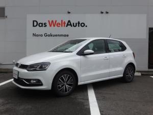 フォルクスワーゲン VW ポロ オールスター VW純正ナビ 限定特別仕様車