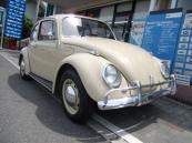 フォルクスワーゲン VW ビートル レストア オールペイント エンジン ミッションOH済み