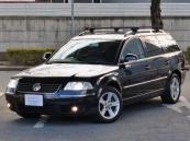 フォルクスワーゲン VW パサートワゴン V5 正規D車 1オーナー車 HDDナビ地デジETC HID