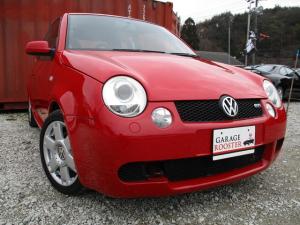 フォルクスワーゲン VW ルポ GTI 6速 HID 社外ナビ ETC