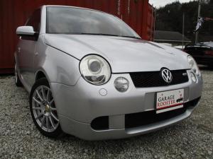フォルクスワーゲン VW ルポ GTI エンケイアルミ HID タイベル交換済