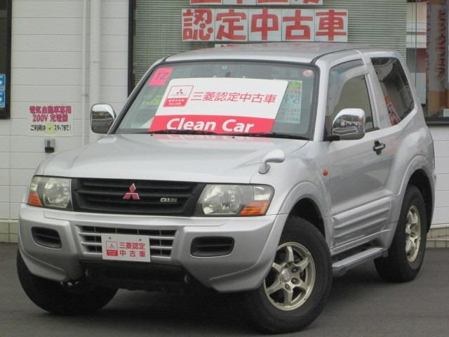 三菱 パジェロ 3.5 ショート ZR 4WD