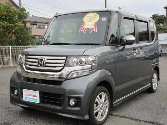 ホンダ N BOX G・Lパッケージ ホンダ純正メモリーナビ ワンオーナー車