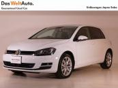 フォルクスワーゲン VW ゴルフ VII TSI Highline BMT DWA認定中古車