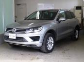 フォルクスワーゲン VW トゥアレグ V6 Upgrade Package BMT 認定中古車