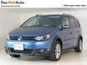 フォルクスワーゲン VW ゴルフトゥーラン クロストゥーラン ナビ ETC キセノン DWA認定中古車