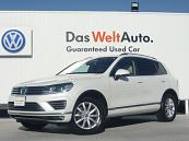 フォルクスワーゲン VW トゥアレグ V6 Upgrade Packageエアサス、サンルーフ付き