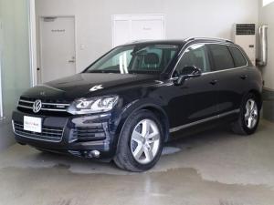 フォルクスワーゲン VW トゥアレグ ハイブリッド エアサス オートクルコン 認定中古車