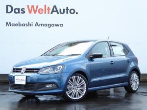 フォルクスワーゲン VW ポロ BlueGT 714NAVI ACC