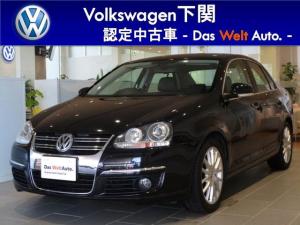 フォルクスワーゲン VW ジェッタ 2.0ターボ ブラックレザー 運転席パワーシート
