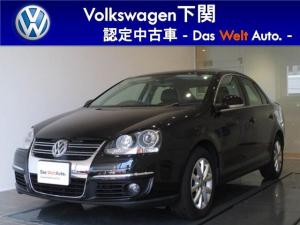 フォルクスワーゲン VW ジェッタ プライムエディション ナビ 黒革シート シートヒーター