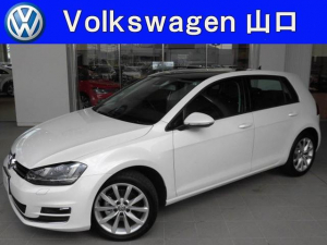フォルクスワーゲン VW ゴルフ TSI Highline BlueMotion Technology Sunroof