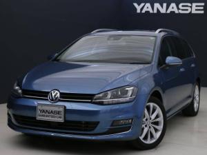 フォルクスワーゲン VW ゴルフヴァリアント TSI ハイライン ブルーモーションテクノロジー 1年保証