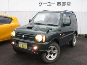 スズキ ジムニー ランドベンチャー 4WD ルーフレール シートヒータ ETC