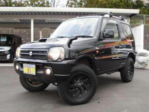 スズキ ジムニー ワイルドウインド 4WD 2.5インチリフトアップ外マフラー