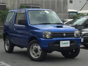 スズキ ジムニー XG ワンオーナー 4WD ターボ キーレス