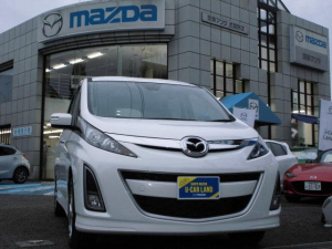 マツダ ビアンテ 2.0 20S ワンオーナー 下取車 両側電動スライドドア
