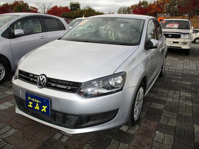 フォルクスワーゲン VW ポロ TSI コンフォートライン BLUEMOTIONテクノロジー