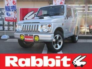 スズキ ジムニー ランドベンチャー4WD ターボ 社外ステアリング