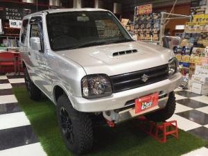 スズキ ジムニー 660 XG 3ドア 5FMT 4WD 4人