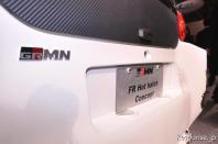 トヨタ GRMN FR Hot hatch Conceptの画像