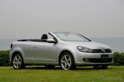 【VW ゴルフカブリオレ 試乗】色気より実力なオープンカー…竹岡圭
