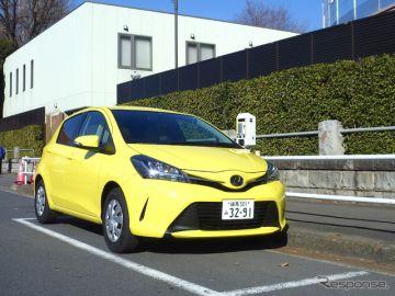 【トヨタ ヴィッツ 試乗】乗り心地を根本的に改善した改良新型…岩貞るみこ