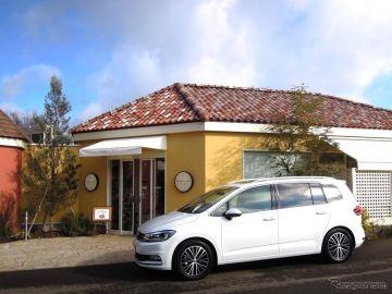 【VW ゴルフトゥーラン 試乗】ゴルフヴァリアント より使いやすい本格ワゴン…青山尚暉