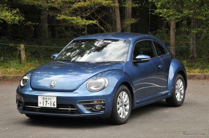 【VW ザ・ビートル デザイン 試乗】芯のある走り、楽しいクルマに乗りたいならコレ…諸星陽一