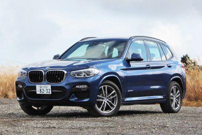 BMW X3 xDrive20d Mスポーツ《撮影 丸山誠》