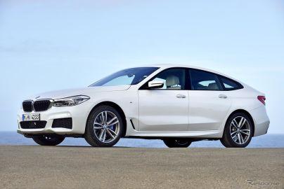 BMW 6シリーズグランツーリスモ(写真は海外仕様)
