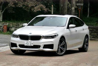 BMW 640i グランツーリスモ撮影 中村孝仁