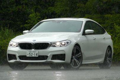 BMW 640i xDrive Gran Turismo M Sport(6シリーズ グランツーリスモ)《撮影 島崎七生人》