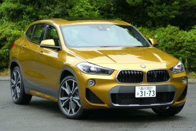 BMW X2 xDrive20i M Sport X《撮影 島崎七生人》