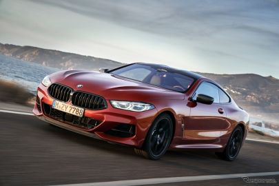 BMW 8シリーズクーペ 新型(M850i xDrive)《画像提供 BMW》