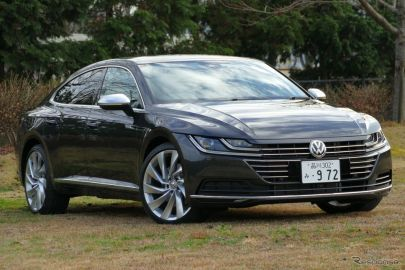 【VW アルテオン 新型試乗】どのVW車よりも重厚、上質な走りのエレガンス…島崎七生人