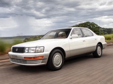 【レクサス 新旧試乗】30年前の目標と30年間の進化をコスタリカで感じた