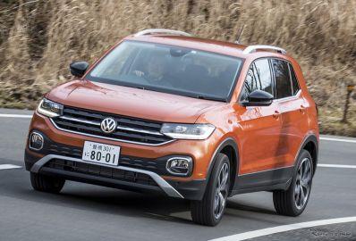 VW Tクロス(T-Cross)新型《撮影 山内潤也》