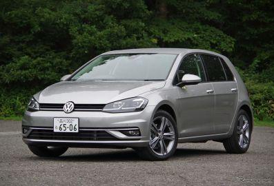 【VW ゴルフTDI 新型試乗】ディーゼル色は希薄だが、機能と価格のバランスが魅力…渡辺陽一郎
